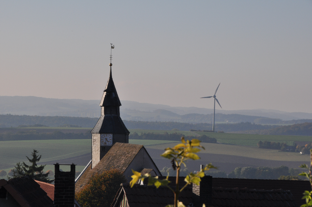 Schwalenberg: Die Kirche