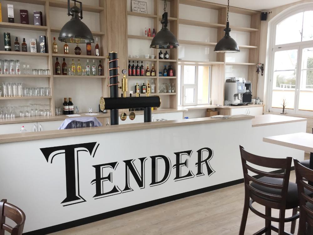 Das Café Tender