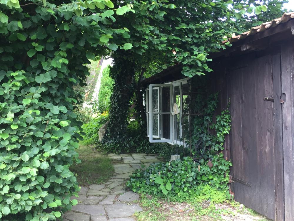 Tag des offenen Gartens am 18.6.2017, Uwe Burgdorf