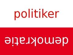 Politiker, Demokratie