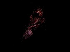 Ein Mann im Dunkeln