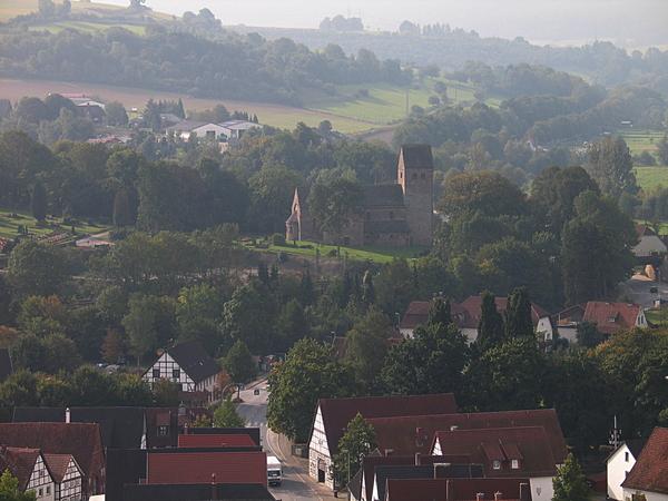 Von Kirchturmspitze zu Kirchturmspitze (28.9.2006, 758)
