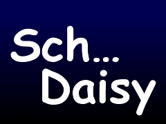 Grafik mit dem Text Sch… Daisy