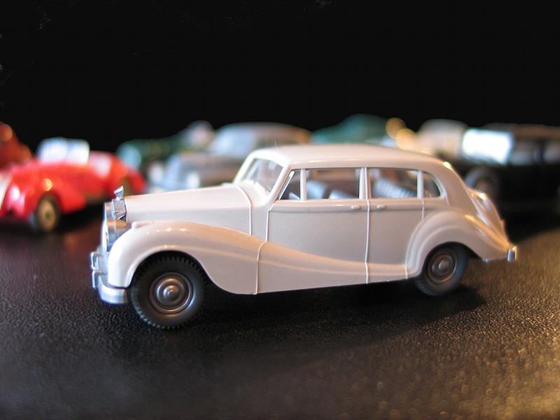 Ein Wiking-Auto