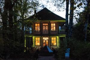 Teehaus im Telemann-Garten